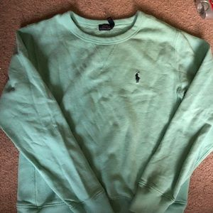 polo sweatshirt in perfect condition!!